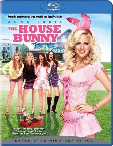 The House Bunny (Blu-ray Disc)