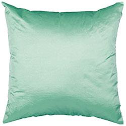 Asian Fuchsia/ Green Decorative Cushion Cover - Thumbnail 2