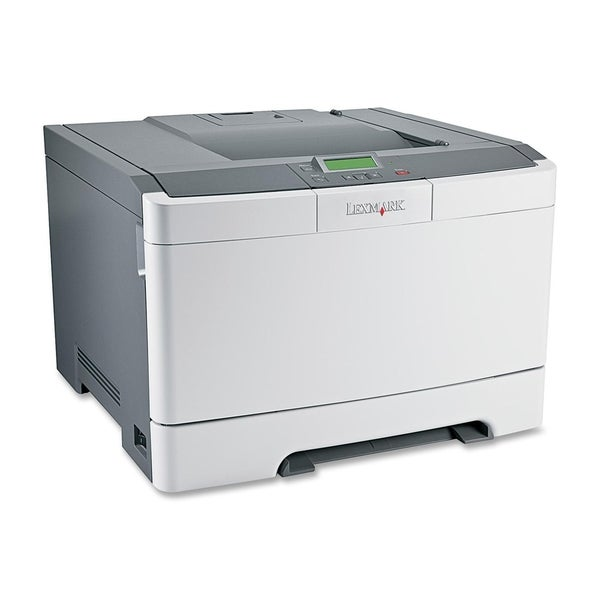Lexmark C540n Laser Printer - Color - 1200 x 1200 dpi Print - Plain P