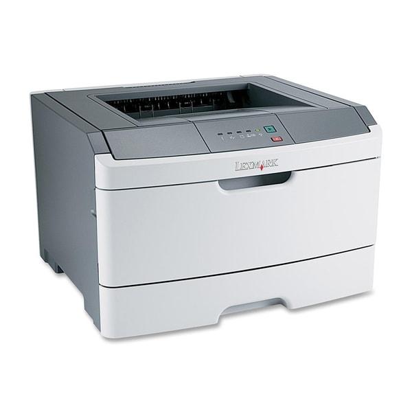 Lexmark E260D Laser Printer - Monochrome - 1200 x 1200 dpi Print - Pl