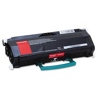 Lexmark Black Toner Cartridge for E260/ E360/ E460 Series Printers