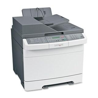 Lexmark X544DN Laser Multifunction Printer - Color - Plain Paper Prin
