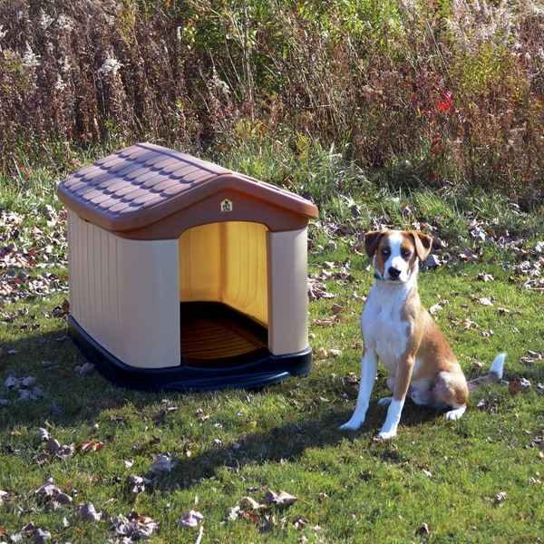 Shop Tuff N Rugged Large All Weather Double Insulated Dog House