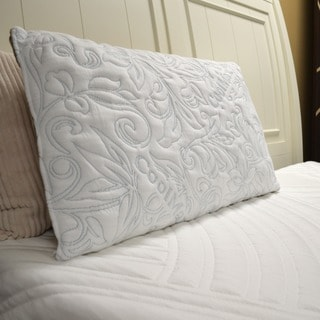 Italian Memory Foam Pillow with CoolPlus Cover