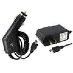 Car and Travel Charger for Blackberry/ HTC/ Motorola - Thumbnail 1