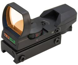 Truglo Multi-Reticle/ Dual Color Open Red Dot Sight - Thumbnail 1