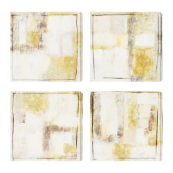 Gallery Direct Bellows 'Convolution I-IV' Giclee Canvas Art (Set of 4)
