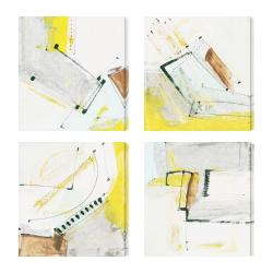 Gallery Direct 'Proposition I-IV' Giclee Canvas Wall Art (Set of 4)
