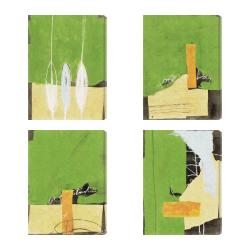Gallery Direct 'Green Earth I-IV' Giclee Canvas Decor Art (Set of 4)