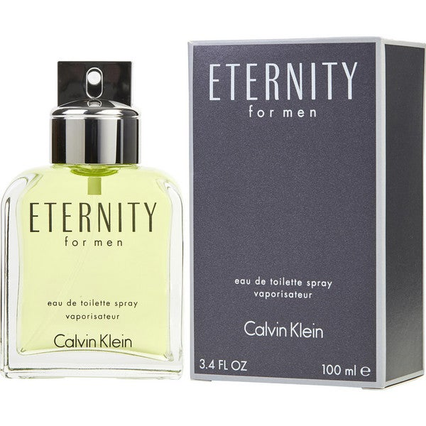 Shop Calvin Klein Eternity Mens 34 Ounce Eau De Toilette Spray