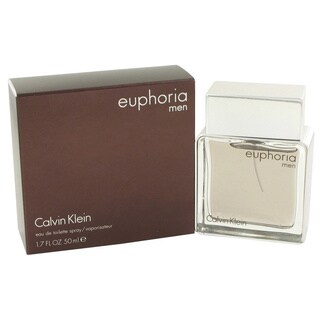 Calvin Klein Euphoria Men's 1.7-ounce Eau de Toilette Spray