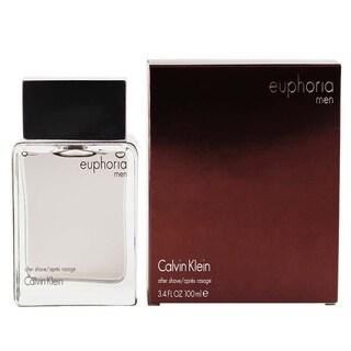 Calvin Klein Euphoria Men's 3.4-ounce After Shave Splash|https://ak1.ostkcdn.com/images/products/3501055/P11570085.jpg?_ostk_perf_=percv&impolicy=medium