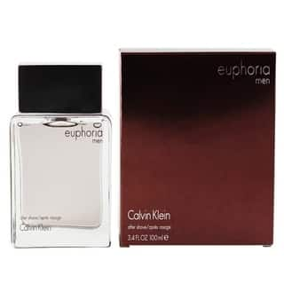Calvin Klein Euphoria Men's 3.4-ounce After Shave Splash|https://ak1.ostkcdn.com/images/products/3501055/P11570085.jpg?impolicy=medium