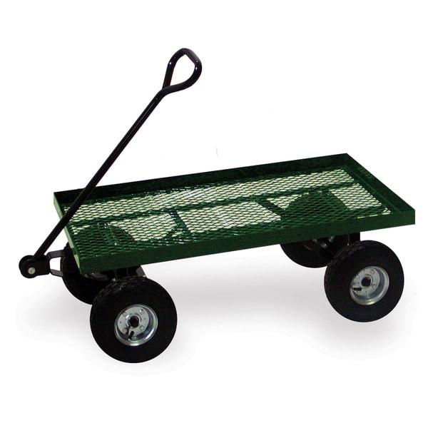 Wheeled Flatbed Cart