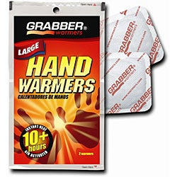 Grabber 10+ Hour Large Hand Warmers (40 Pairs) - Thumbnail 1