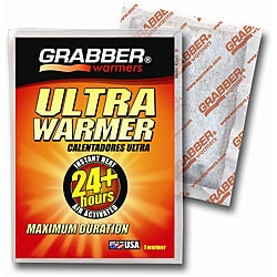 Grabber 24+ Hours Ultra Warmers (Pack of 30)