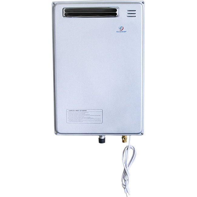 Eccotemp 6.3 GPM Liquid Propane Outdoor Tankless Heater