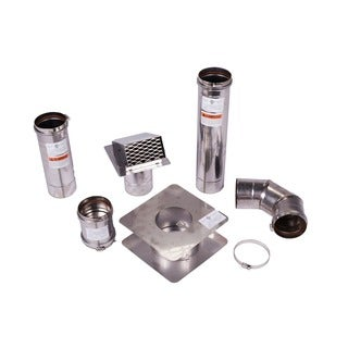 Horizontal Vent Kit for Eccotemp Water Heaters