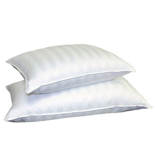Hotel Grand Siberian White Down 500 Thread Count Pillow (2 options available)
