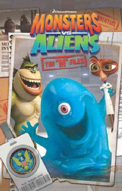 "Monsters Vs. Aliens: The ""M"" Files (Paperback)"