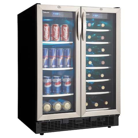 Danby Beverage Center and 27-bottle Wine Cooler