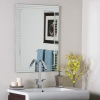 Frameless Deco Mirror - N/A - A/N