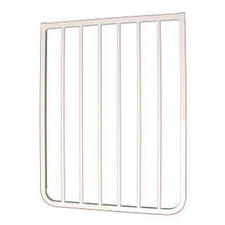 Aluminum 21.75-inch Gate Extension