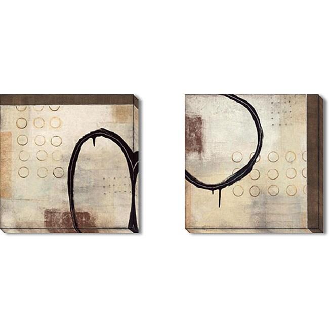 Gallery Direct Sean Jacobs 'Third Dimension' 2-piece Art Set