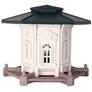 Pet Zone Colonial-style Bird Feeder