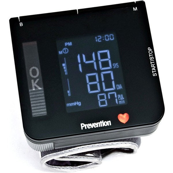 Prevention WS-1100PV Ultima Wrist Blood Pressure Monitor