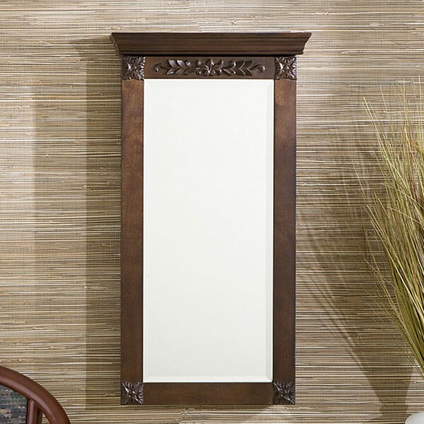 Wall Mount Jewelry Armoire Mirror harper blvd hampton wall-mount jewelry armoire - free shipping