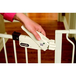 Easy Step Extra Wide Metal Walk Thru Gate Free Shipping