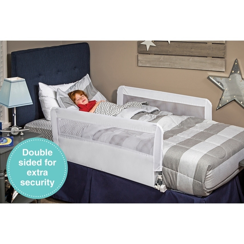 REGALO Hide Away Double Bed Rail (Hide Away Double Bed Ra...