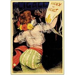 'Vieux Le Veult' Framed Art
