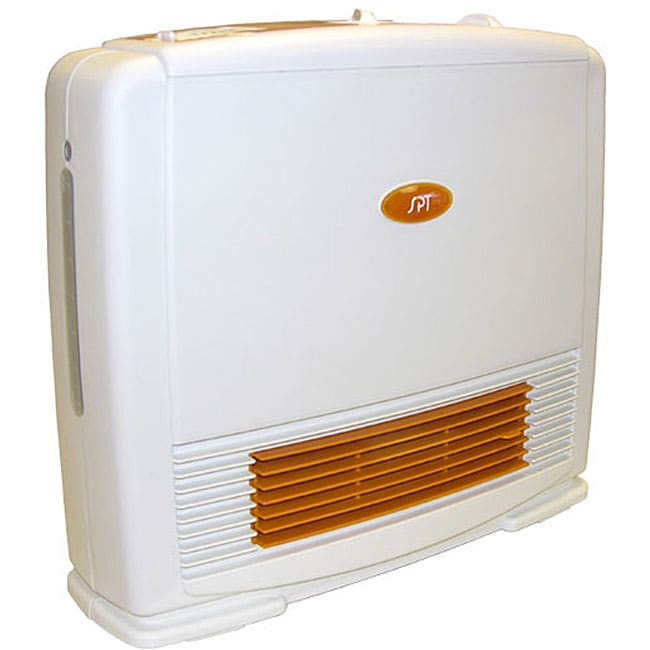 SPT Ceramic Water Heater with Humidifier and Thermostat