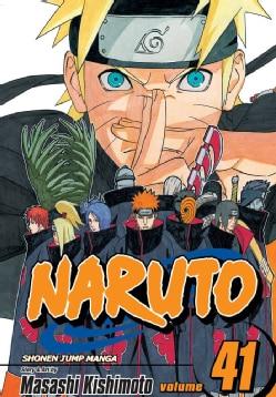 Naruto 41: Jiraiya's Decision (Paperback)