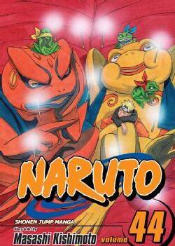 Naruto 44: Senjutsu Heir (Paperback)