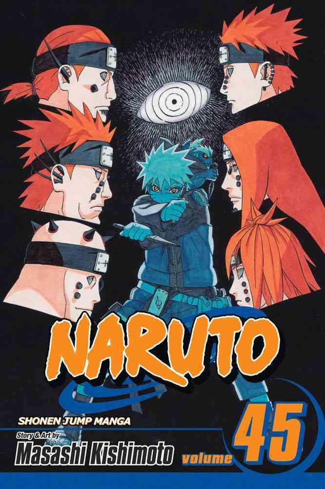 Naruto 45: Battlefield Konoha (Paperback)
