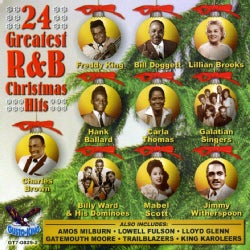 Various - 24 Greatest R&B Christmas Hits