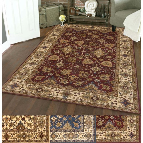 Shop Caroline Herati Area Rug 3 3 X 4 11 3 3 X 4 11 On Sale