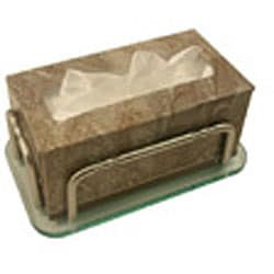 Allied Brass Wall-mounted Guest Towel Tray Holder - Thumbnail 2