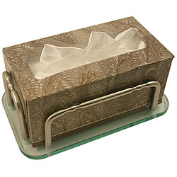 Allied Brass Wall-mounted Guest Towel Tray Holder