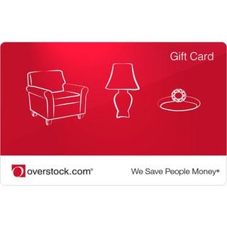 $100 Overstock.com Gift Card