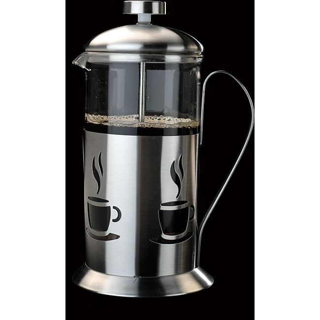 French Press 5 Cup Stainless Steel Coffee Tea Maker