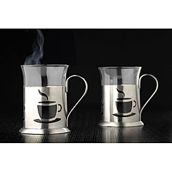 2-piece Coffee Cup Set