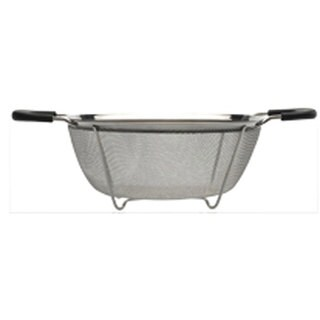 Stainless Steel 11.25x3.25-inch Strainer