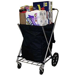 Black Canvas Cart