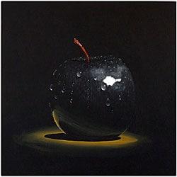 Roderick Stevens 'Black Apple' Poster Art
