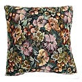 Jewel Botanical Tapestry Throw Pillows (Set of 2)