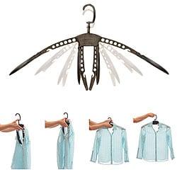Color 10-piece Flexi Hanger Set